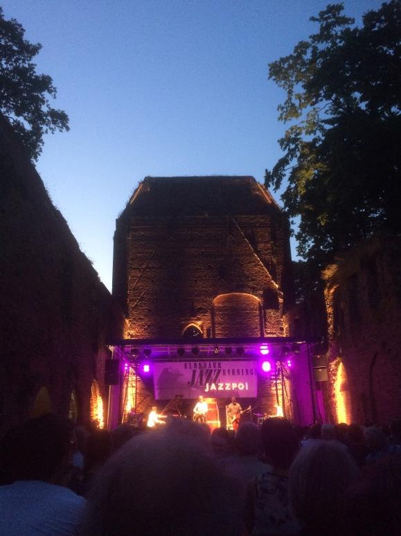Jazz festival in Eldena