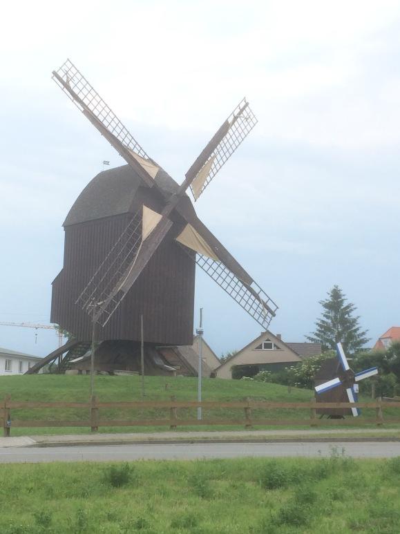 Windmill in Greifswald
